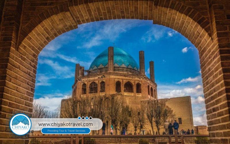 Soltaniyeh Dome in Zanjan