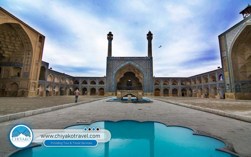 Masjed-e Jameh of Isfahan