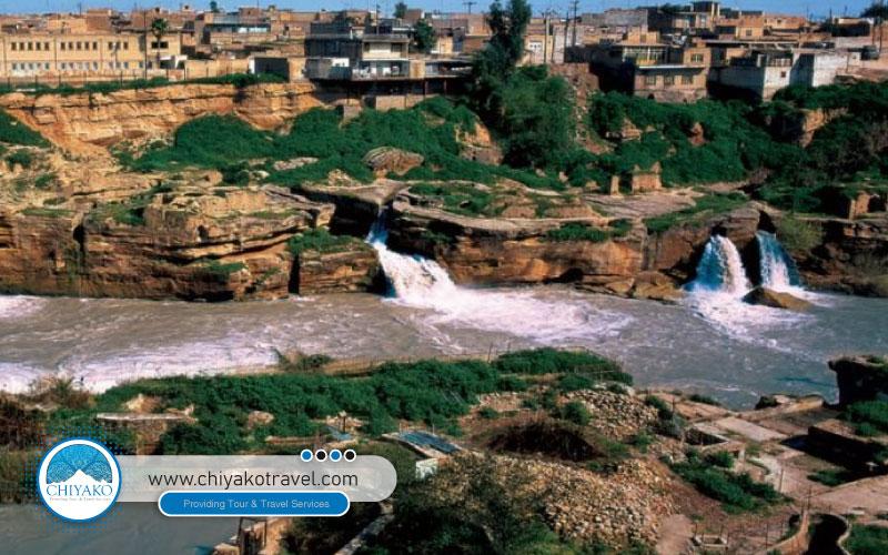 Shushtar City