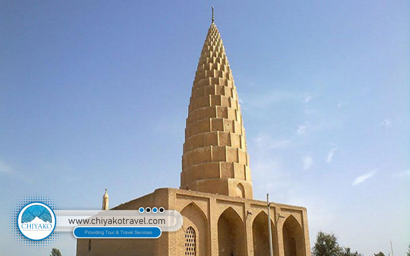 Tomb of Yaqub Laith Saffari