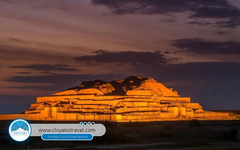 Chogha Zanbil [ Dūr Untash Ziggurat ]