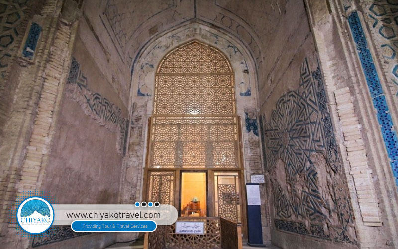 Soltaniyeh Dome inside