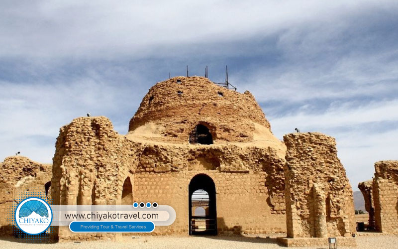 Sarvestan palace of Sassanid Archaeological Landscape Of Fars