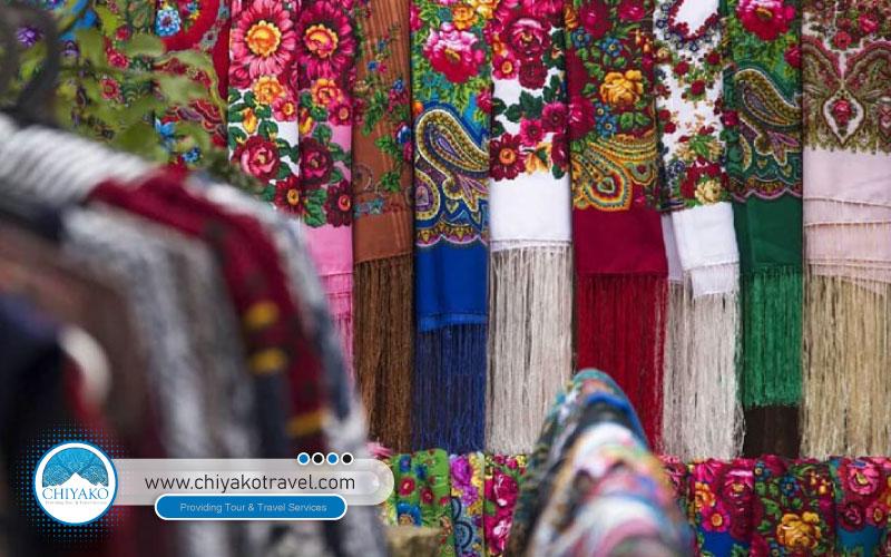 Abyaneh dress code