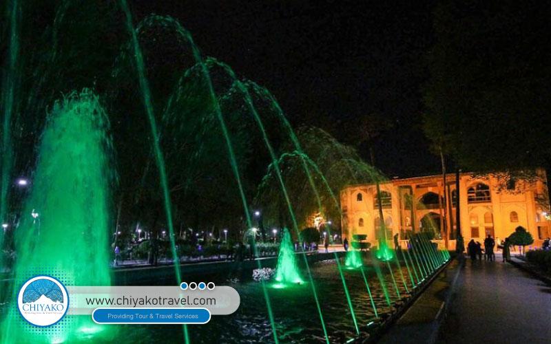 Hasht Behesht Park