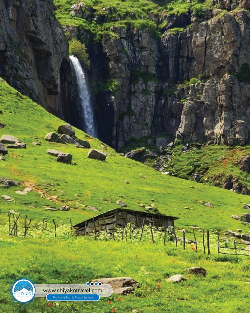 Subatan, Iran's paradise