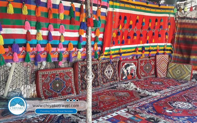 Iran nomadic lifestyle