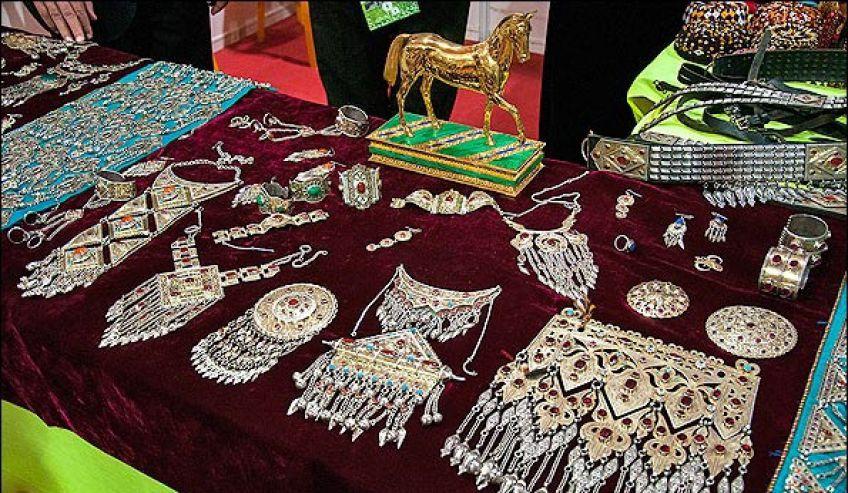 Turkmen souvenir