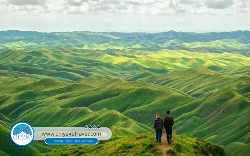 Turkmen Sahara nature