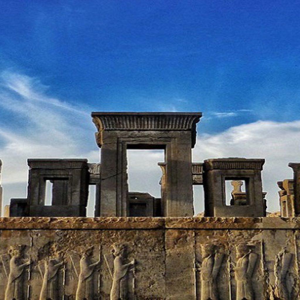 Iran UNESCO heritage sites