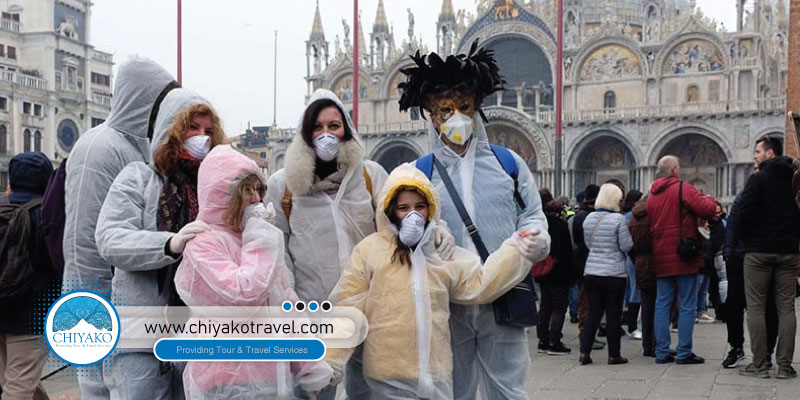 The effect of Coronavirus in tourism industry