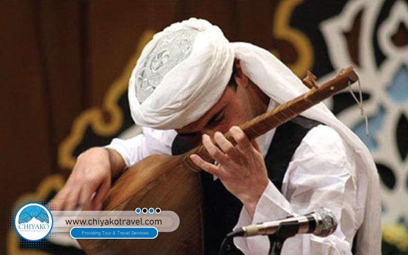 Radif of Persian music