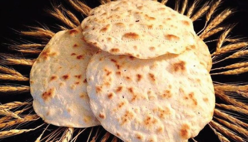 Lavash bread intangible Iran heritage