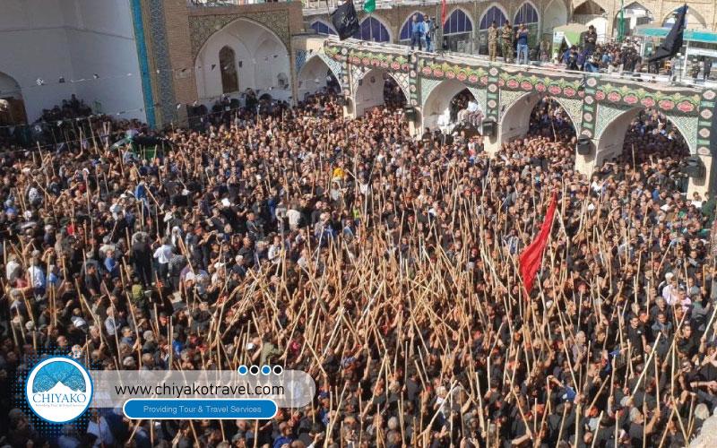 Mashad-e Ardehal Qalisuyan rituals