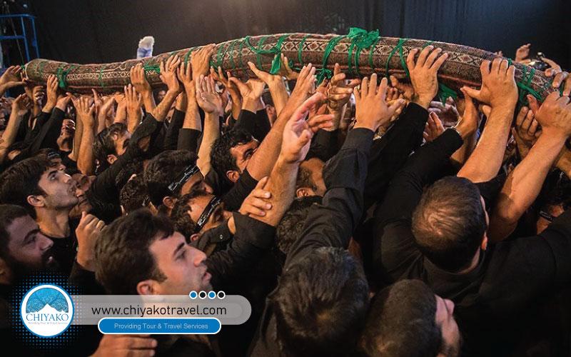 Mashad-e Ardehal rituals