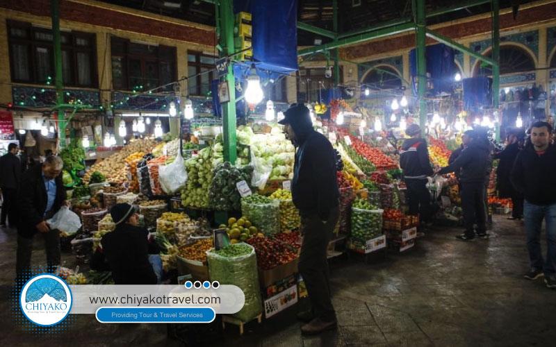 Bazaar of Tajrish