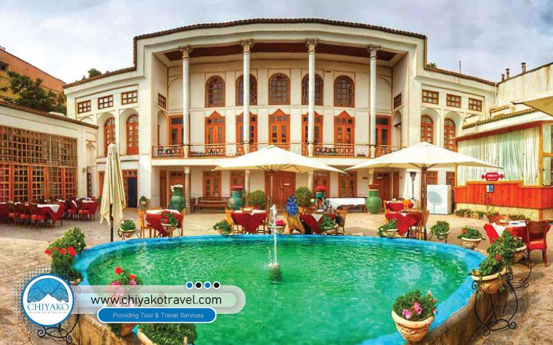 Dehdashti house