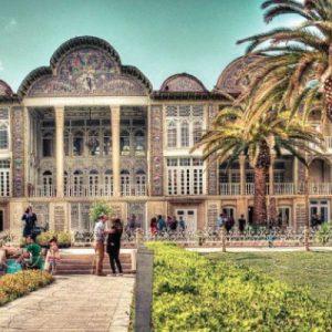 Eram garden in Shiraz