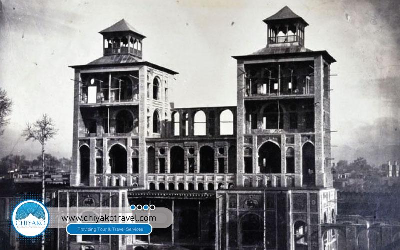 Golestan palace history