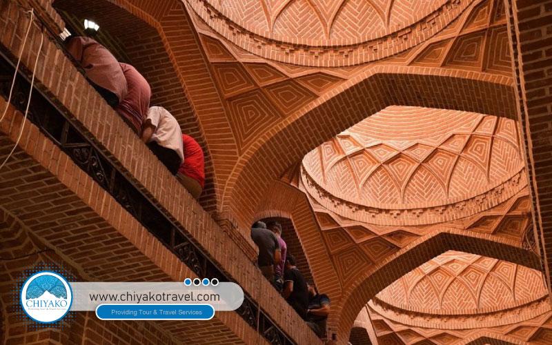 Grand bazaar architecture