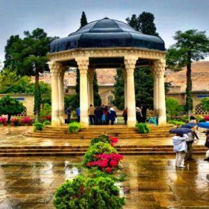 Hafez tomb (Hafezieh)