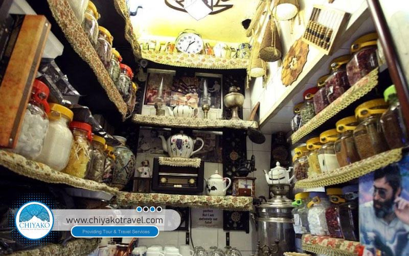 Haj Ali Darvish cafe