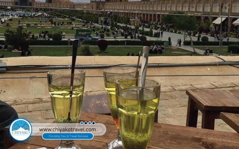 Isfahan Qeisarieh cafe mseum