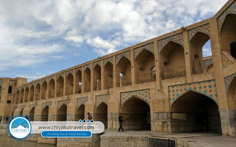 Isfahan brige