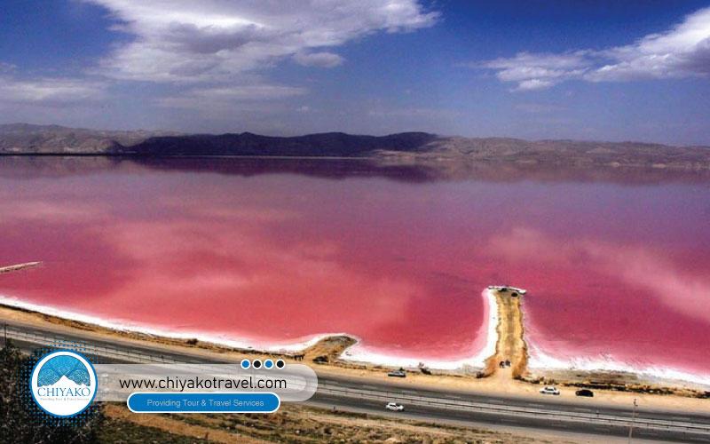 Lake of Maharlou