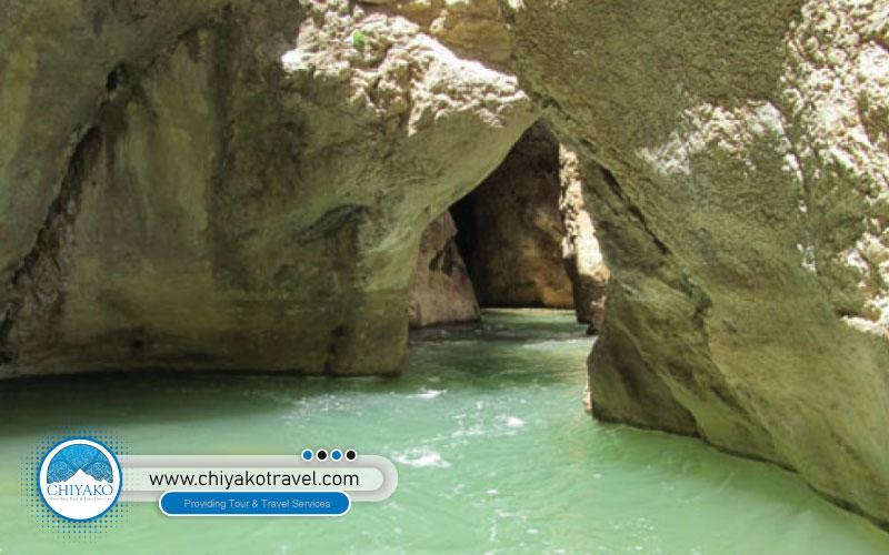 Margoon cave
