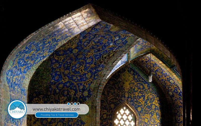 Naghsh-e Jahan mosque