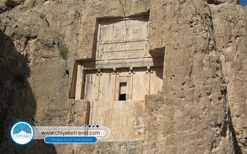 Naghsh-e Rostam graves