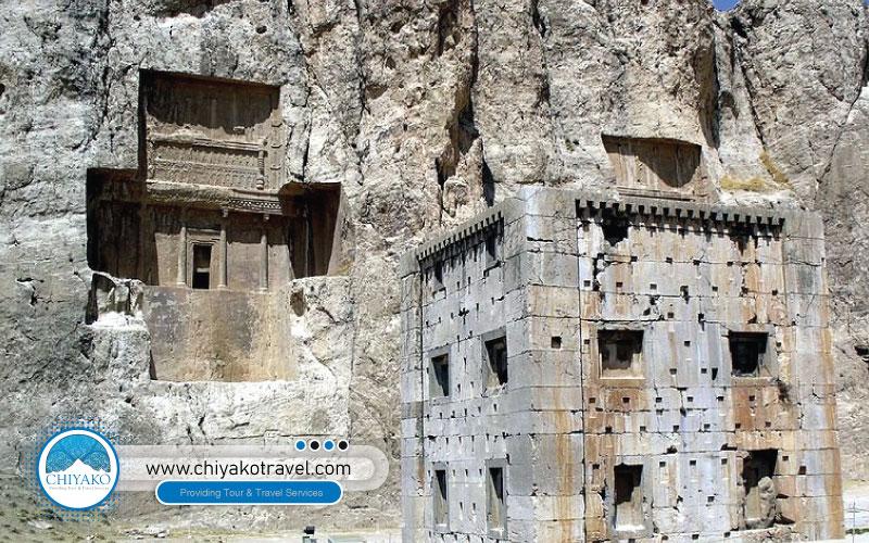 Ka'aba of Zoroaster in Naghsh-e Rostam