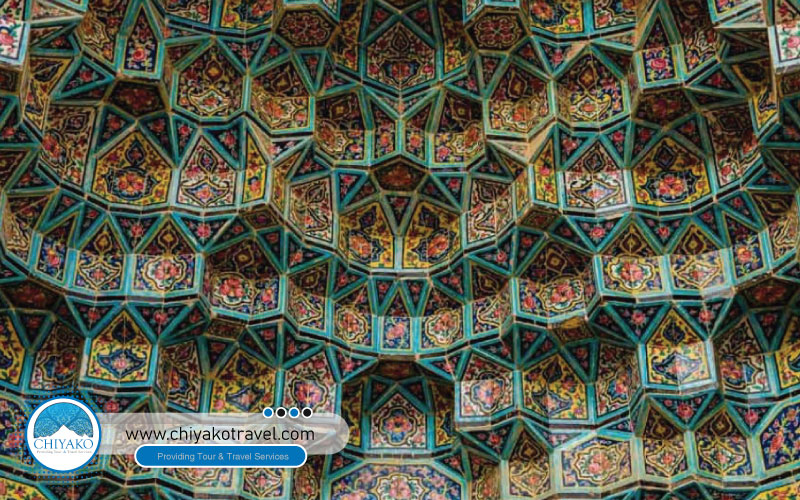 Nasir ol-Molk mosque a masterpiece