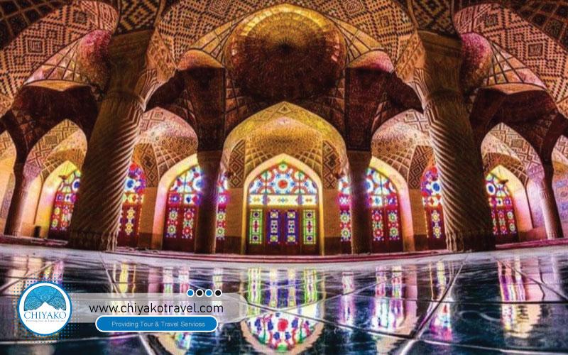 Nasir ol-Molk mosque beauty