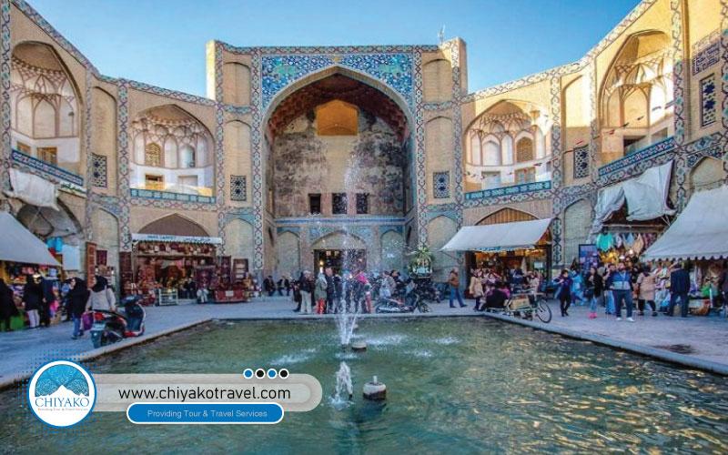 Qeysarieh bazaar