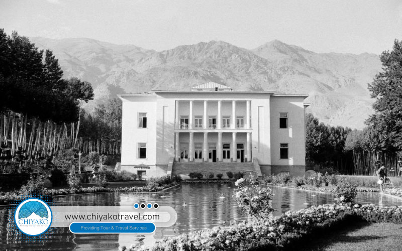 Sa'dabad palace history