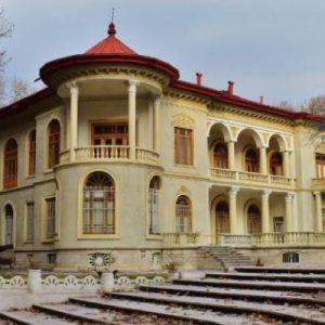 Sa'dabad palace in Tehran