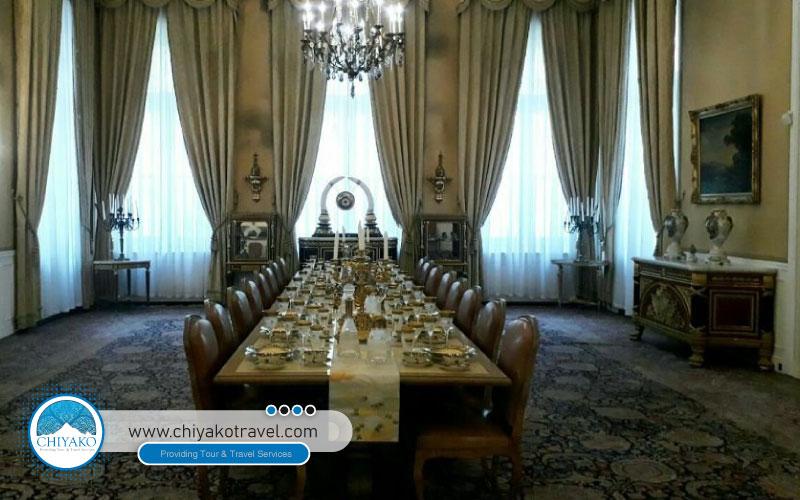Sa'dabad palace pahlavi