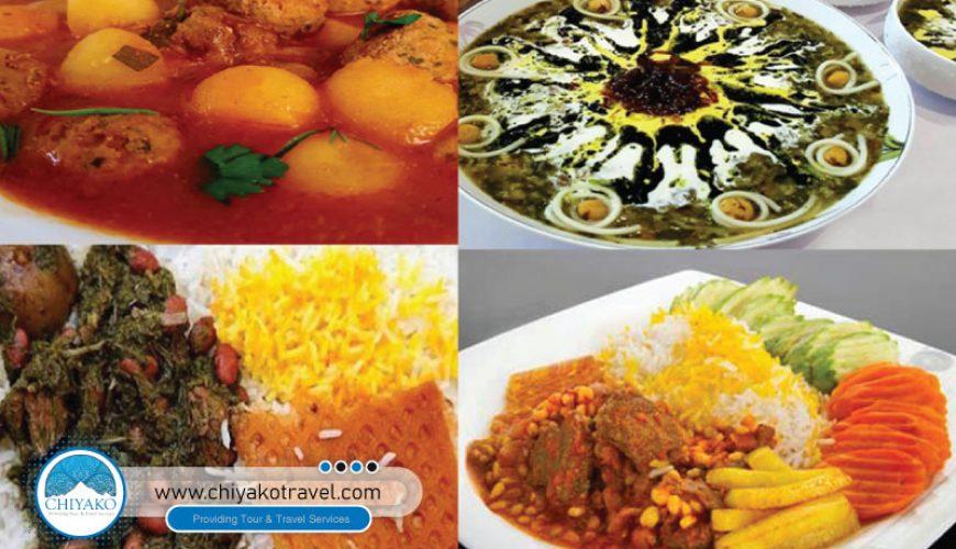 Tehran foods