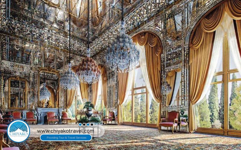 Why Golestan Palace