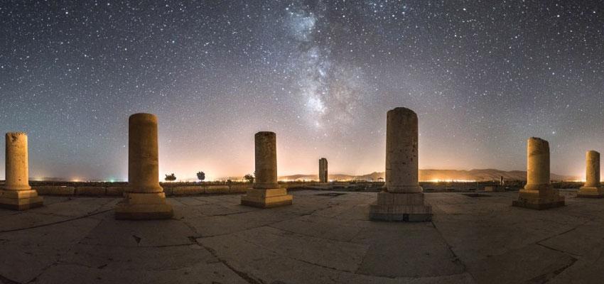 UNESCO tour around Shiraz