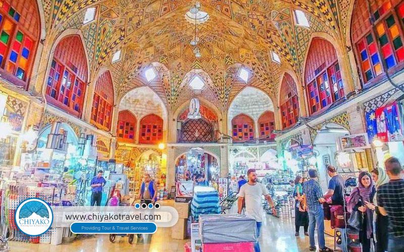 grand bazaar architecture and art
