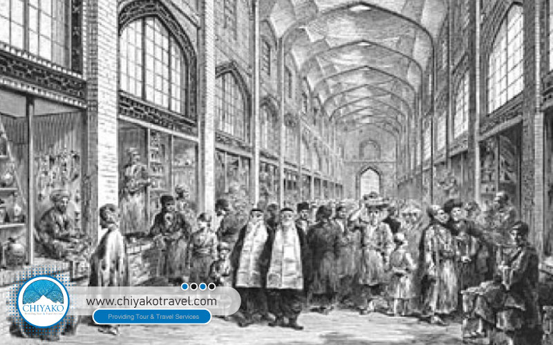 history of Vakil bazaar