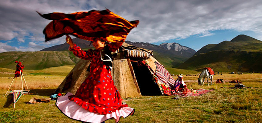 Iran nomad