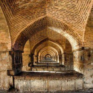 Isfahan historical bridges