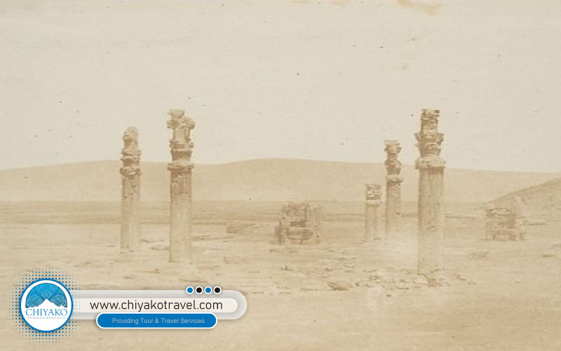 History of images of Persepolis