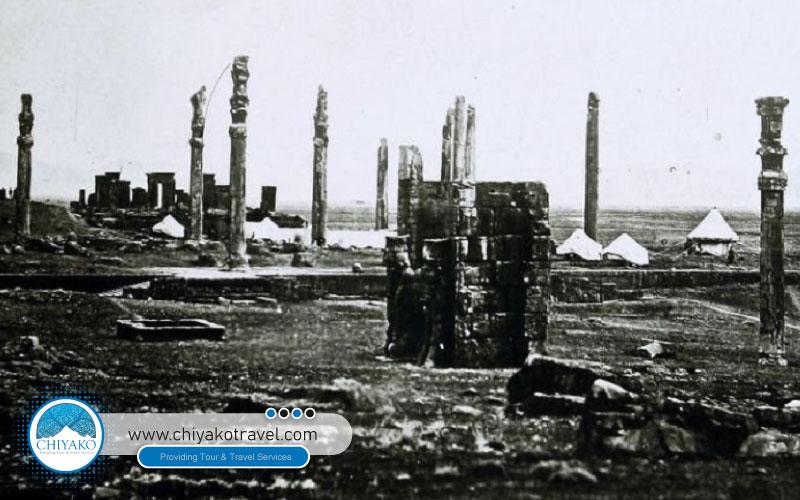 Perspolis history