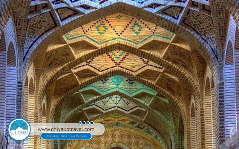 Bazar-e Bozorg of Kerman