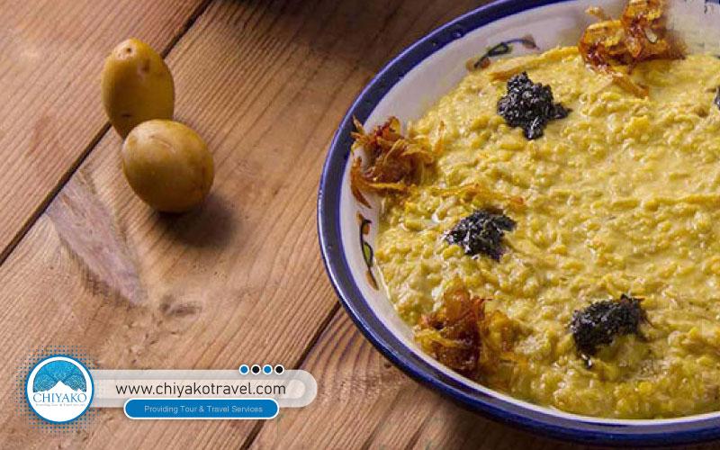 Boz ghormeh- Kerman food